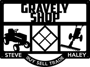 Gravely Shop