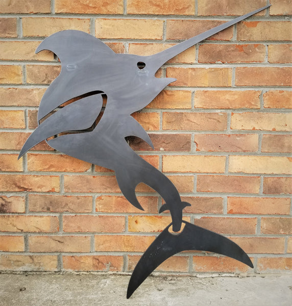 Rustic Swordfish- Sea Creature