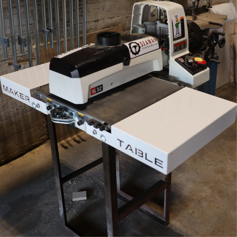 Infeed /Outfeed Tables for Jet JWDS-1632 Folding