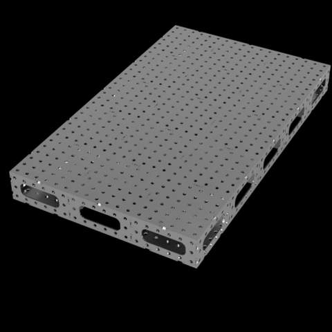 1.5M x 1M Metric Universal Maker Table - DXF Files (GEN 2)
