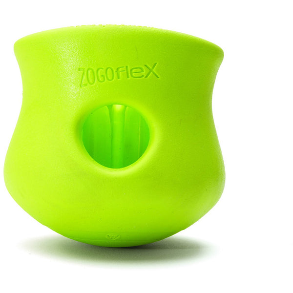 West Paw Toppl Treat Dispensing Dog Toy, Granny Smith