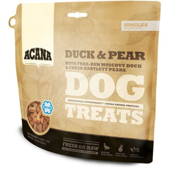Acana Duck & Pear Freeze Dried Dog Treat - Cleaner Tails