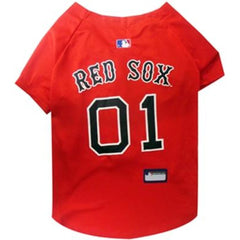 Boston Red Sox Jersey - Cleaner Tails