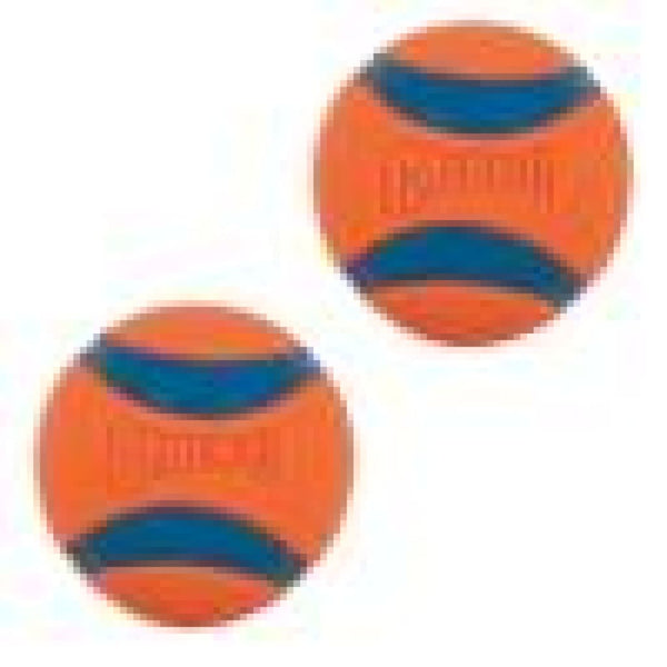 Chuckit! Ultra Ball 2 Pack - Cleaner Tails