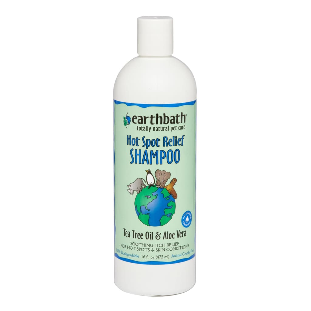 Earthbath Hot Spot Relief - Cleaner Tails