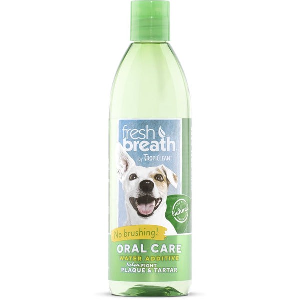 Fresh Breath Dog Water Additive - Cleaner Tails