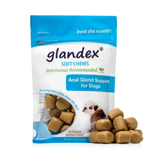 Glandex® Boot the Scoot® Anal Gland Support Soft Chews