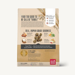 The Honest Kitchen Food Clusters Whole Grain Beef & Oat Recipe Dog Food