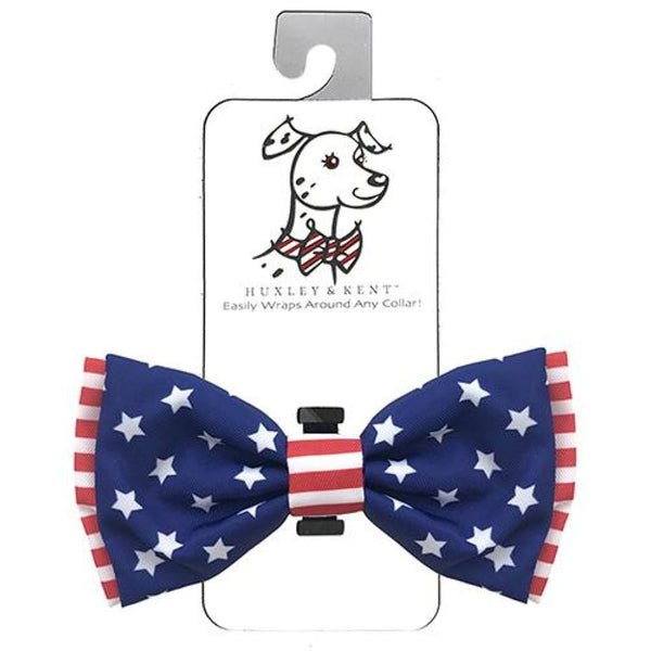 Huxley & Kent Liberty Bow Tie - Cleaner Tails