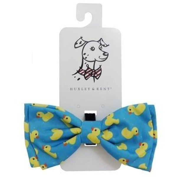 Huxley & Kent Lucky Ducky Bow Tie - Cleaner Tails