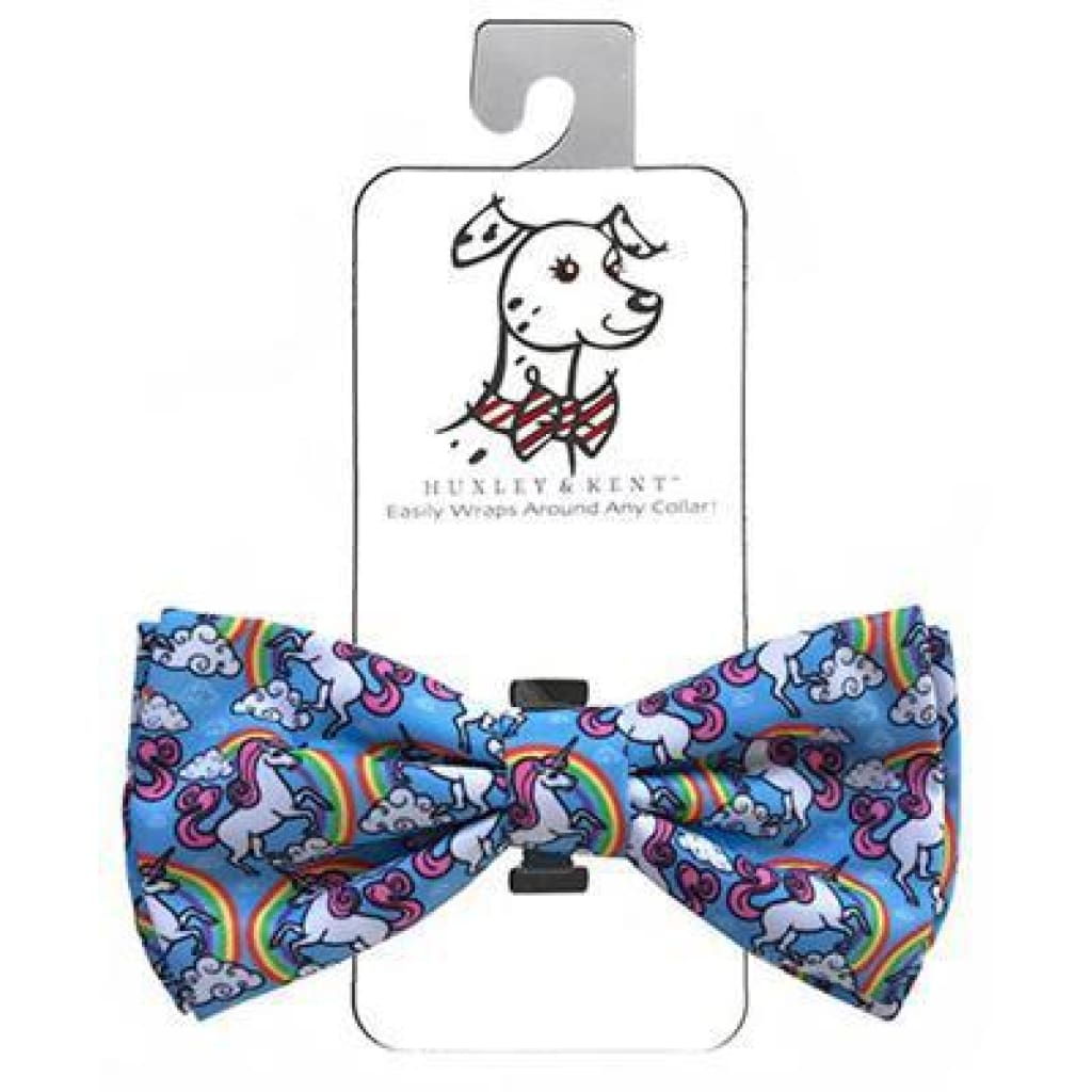 Huxley & Kent Magic Unicorn Bow Tie - Cleaner Tails