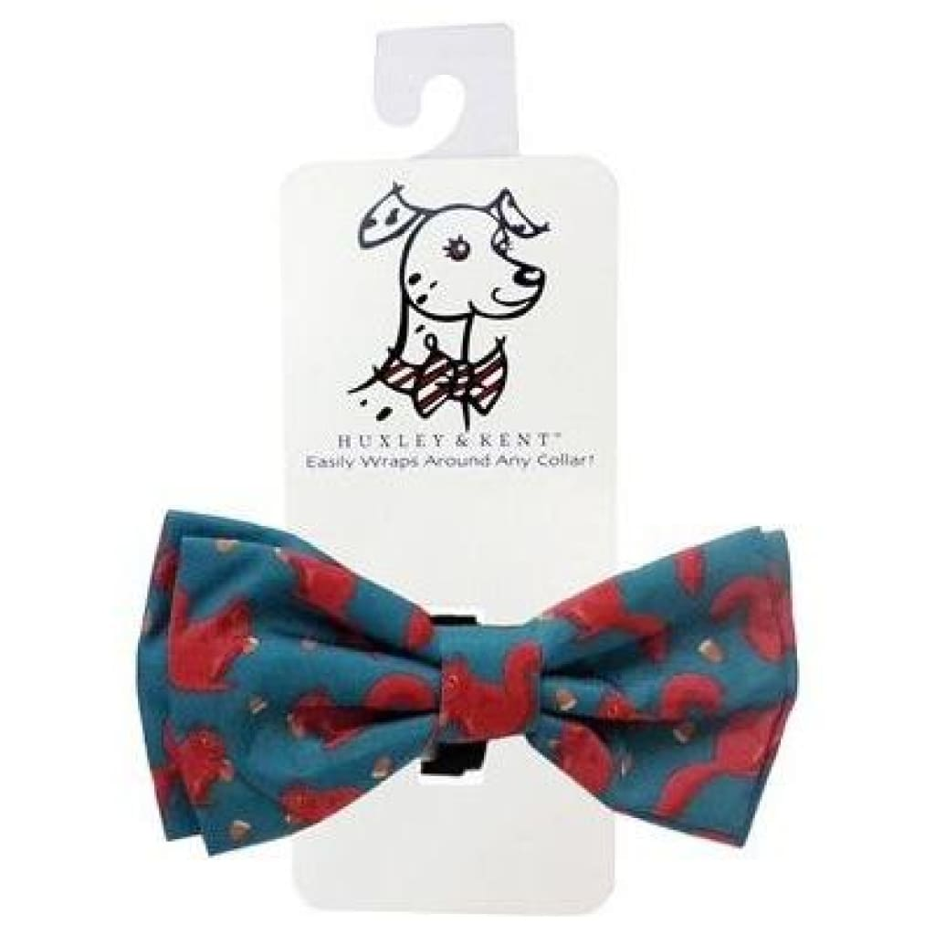 Huxley & Kent Squirrel Bow Tie - Cleaner Tails