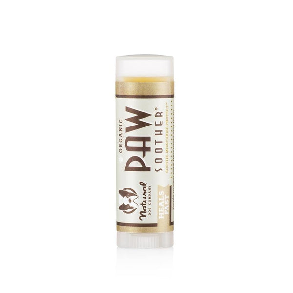 Natural Dog Company Paw Soother Travel Stick - Balm