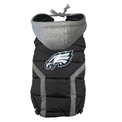 Philadelphia Eagles NFL Puffer Vest - Cleaner Tails