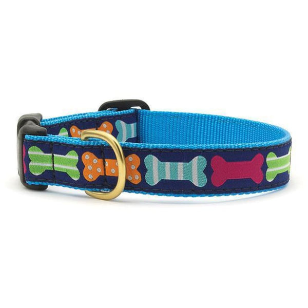 Up Country Big Bones Dog Collar - Cleaner Tails