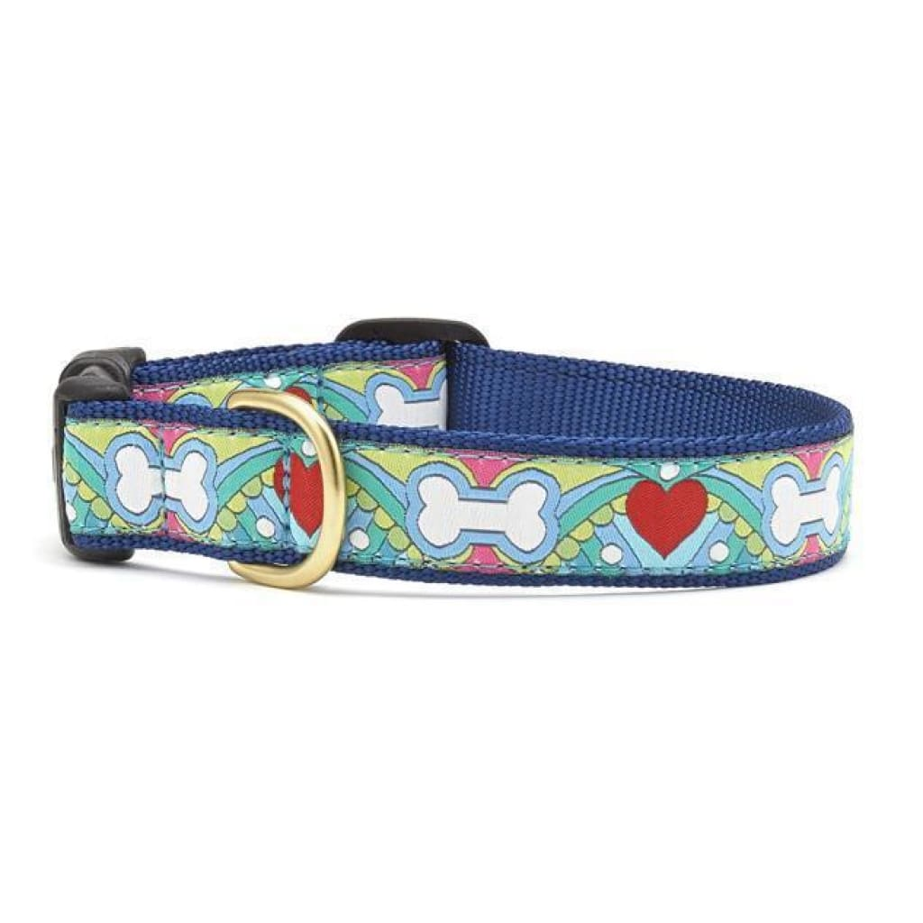 Up Country Coloring Book Dog Collar - Cleaner Tails