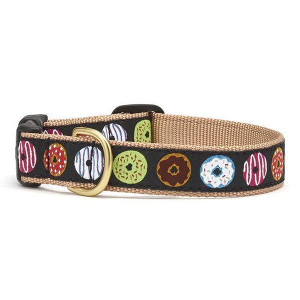 Up Country Donuts Dog Collar - Cleaner Tails