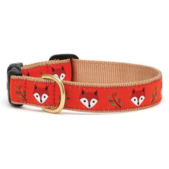 Up Country Foxy Dog Collar - Cleaner Tails