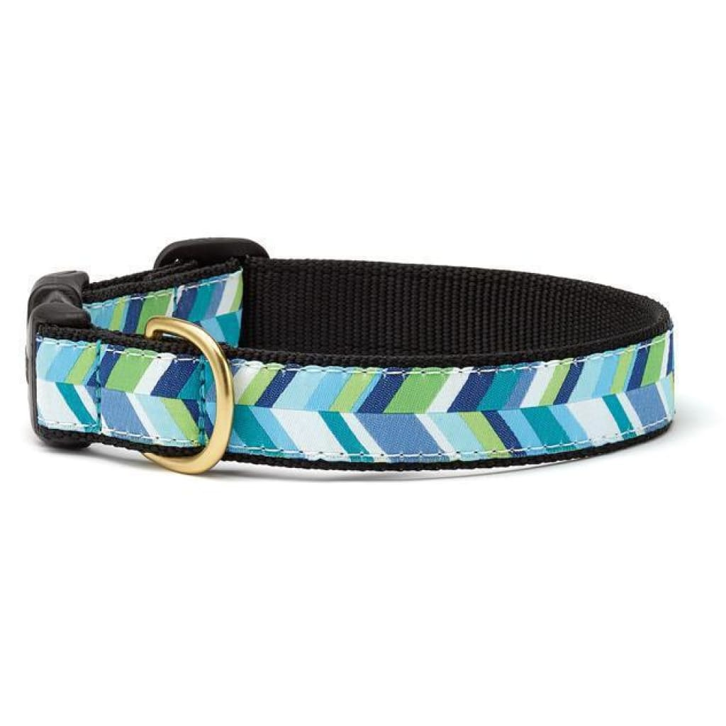 Up Country Good Vibrations Dog Collar - Cleaner Tails
