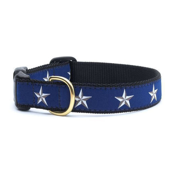 Up Country North Star Dog Collar - Cleaner Tails