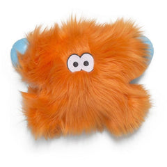 West Paw Rowdies Fergus Dog Toy - Orange - Dog Toy