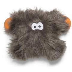 West Paw Rowdies Fergus Dog Toy - Pewter - Dog Toy