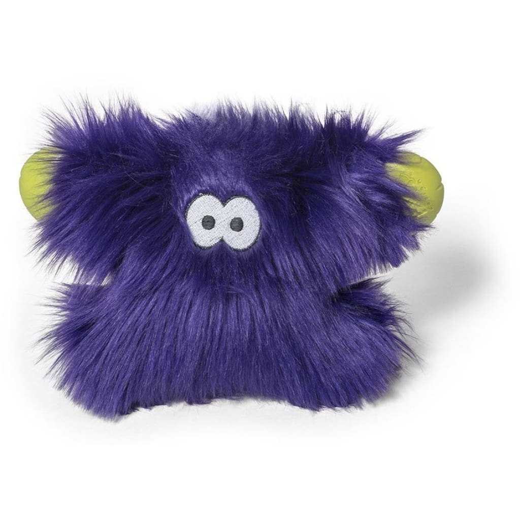 West Paw Rowdies Fergus Dog Toy - Purple - Dog Toy