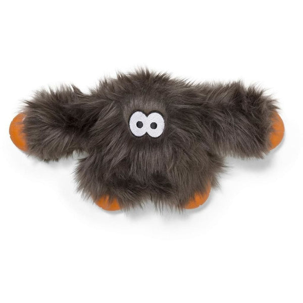 West Paw Rowdies Jefferson Dog Toy - Pewter - Dog Toy