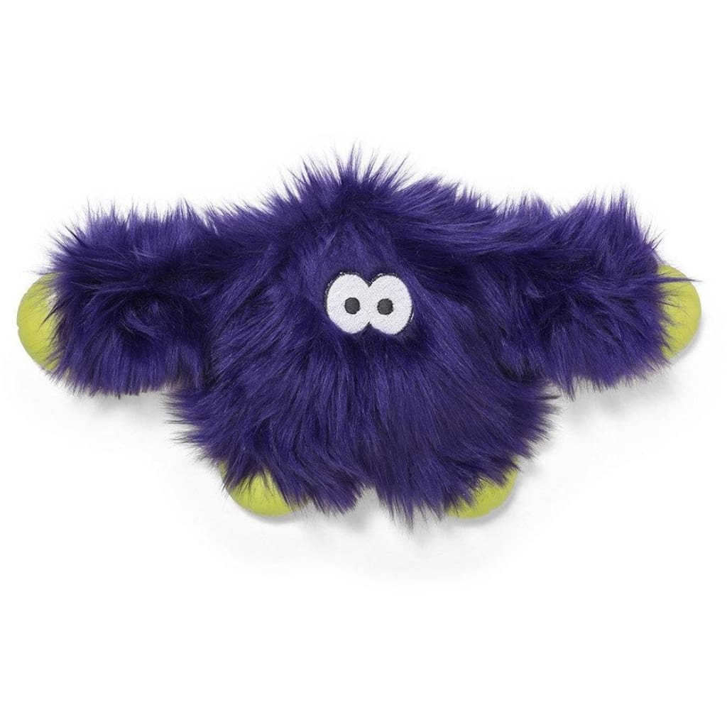 West Paw Rowdies Jefferson Dog Toy - Purple - Dog Toy