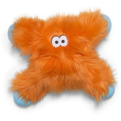 West Paw Rowdies Lincoln Dog Toy - Orange - Dog Toy