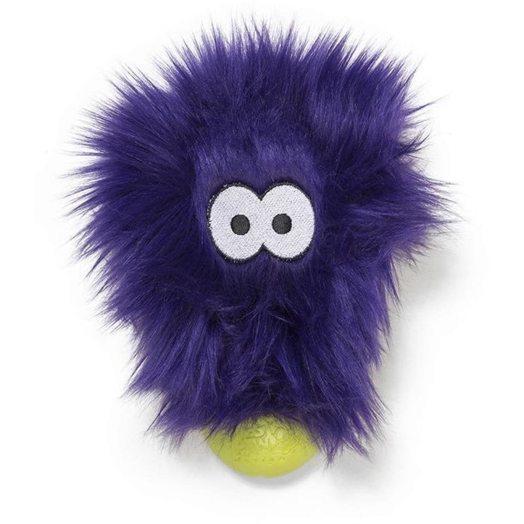 West Paw Rowdies Rosebud Dog Toy - Purple - Dog Toy
