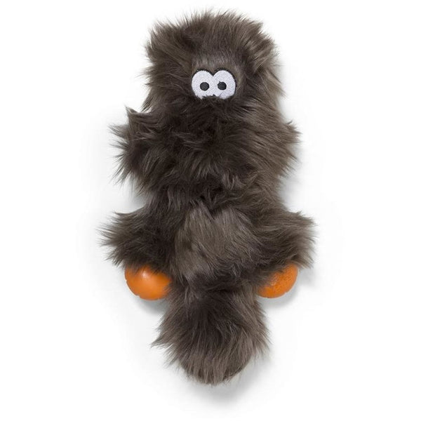 West Paw Rowdies Sanders Dog Toy - Pewter - Dog Toy