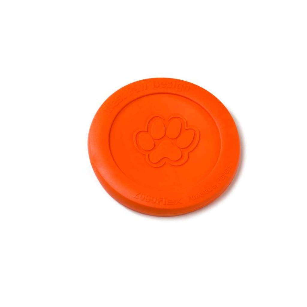 West Paw Zogoflex Zisc Dog Toy Small