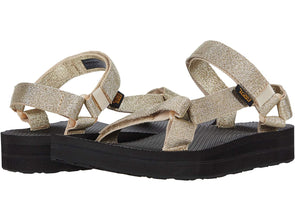 Teva Midform - Metallic Gold