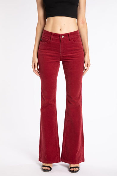 Fashion Fever Corduroy Flare Jeans