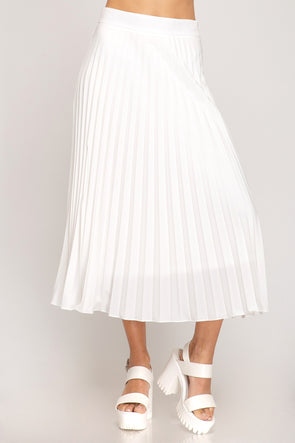 The Afternoon Midi Skirt
