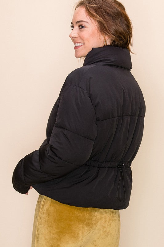 Always Late Puffer Jacket