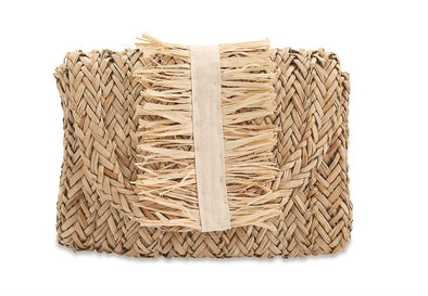 Sunrise Repeat Clutch - Natural
