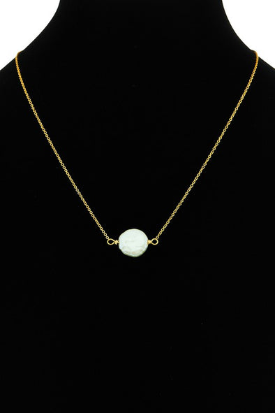 Pearls Pendant Necklace