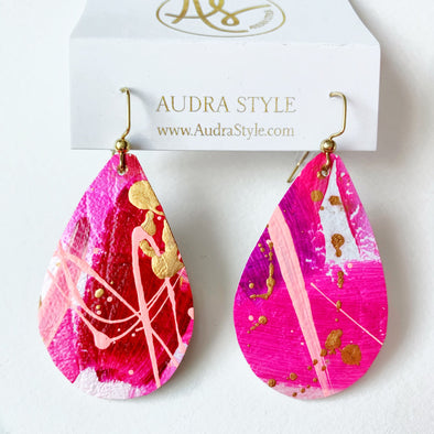 Medium Teardrop Variation Earrings