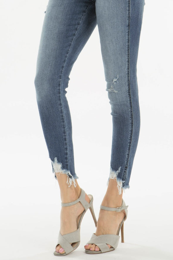 Stand Tall Light Wash Jeans