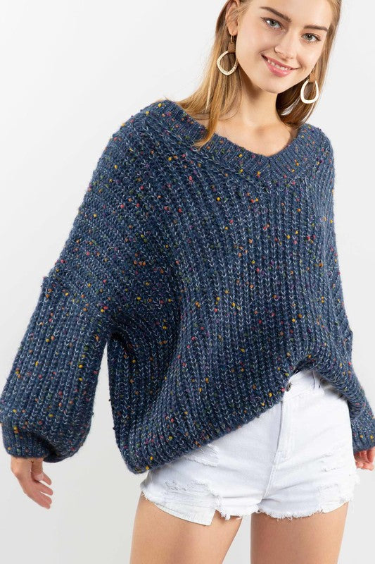 Without a Trace Sweater