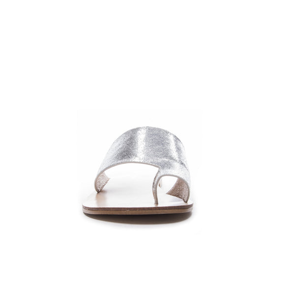 Glory Sandals - Silver