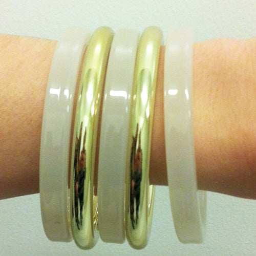 Acrylic Bangle Set