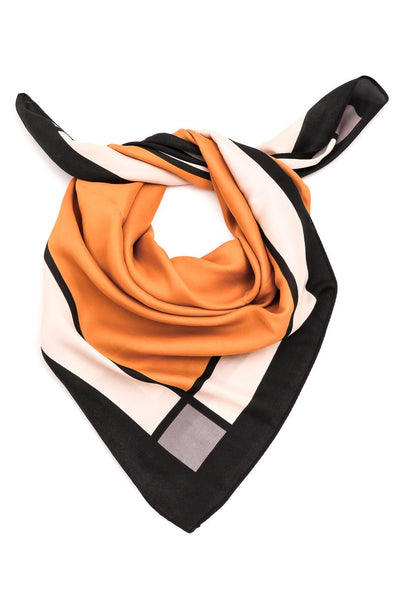 Contemporary Art Print Square Scarf