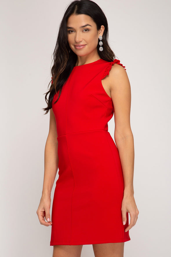 Love You Red Dress