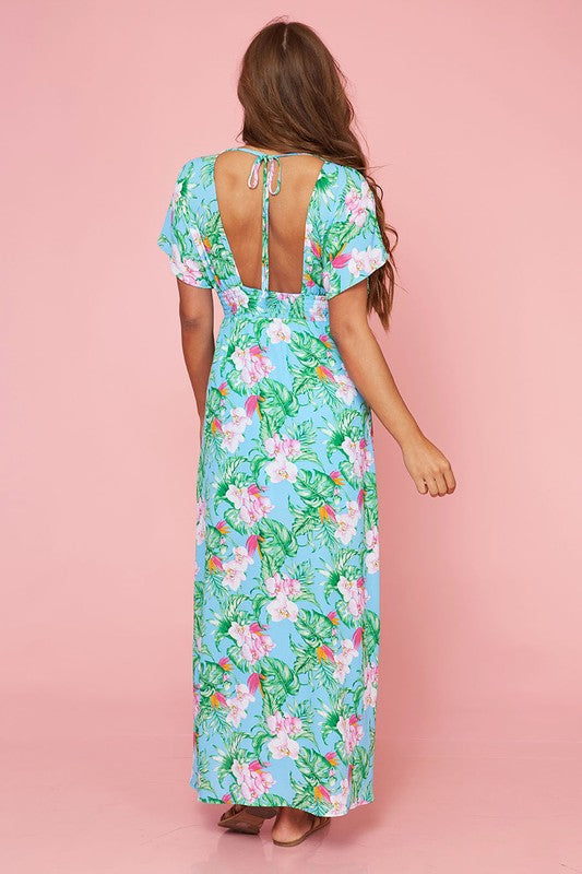Let's Get Tropical Dress
