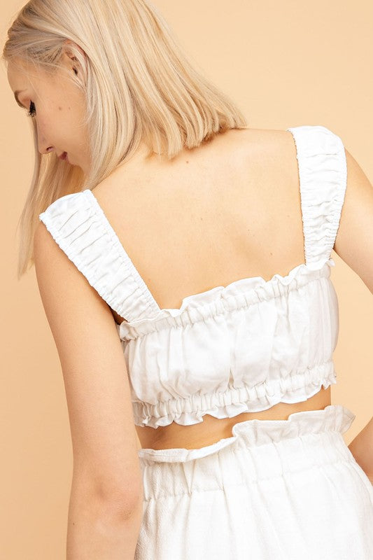 Closer to You Bralette Top