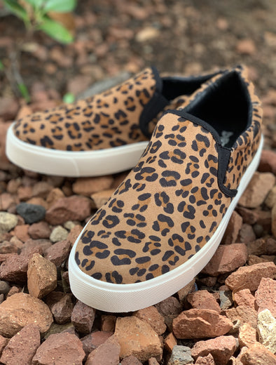 Emory Cheetah Sneakers