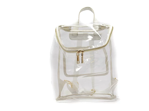 'K'lear Mini Backpack - Pearl White